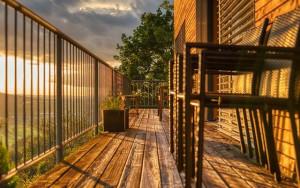 Balkonbelag Holz kaufen